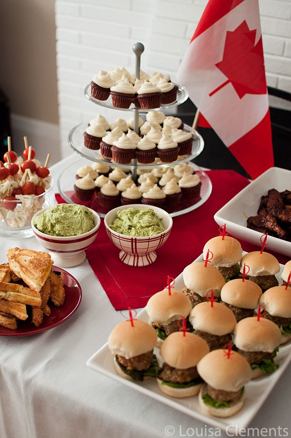 Throw a Canada Day party to celebrate our beautiful country! Here are lots of great ideas for your own bash.