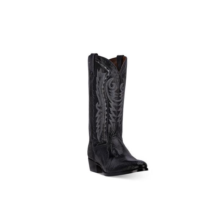 Dan Post Raleigh Men's Cowboy Boots, Size: medium (10.5), Black