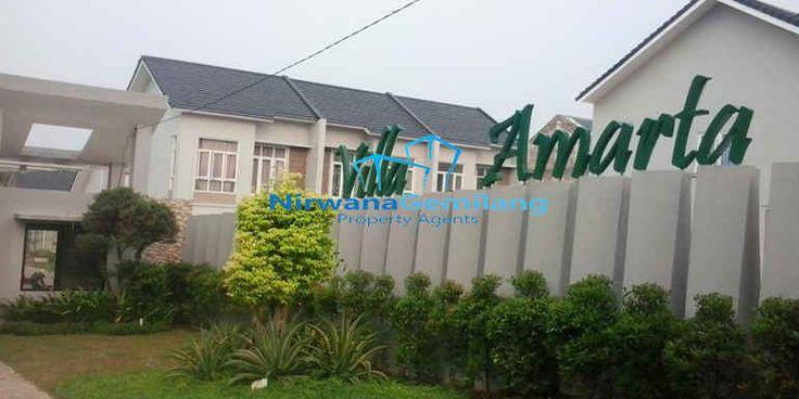 Villa amartha di ciputat, dijual rumah  yang berlokasi dijalan Elang, dekat dengan Mal Bintaro Exchange, Tol Tegalrotan, Tol Bintaro dan Stasiun Jurangmangu.