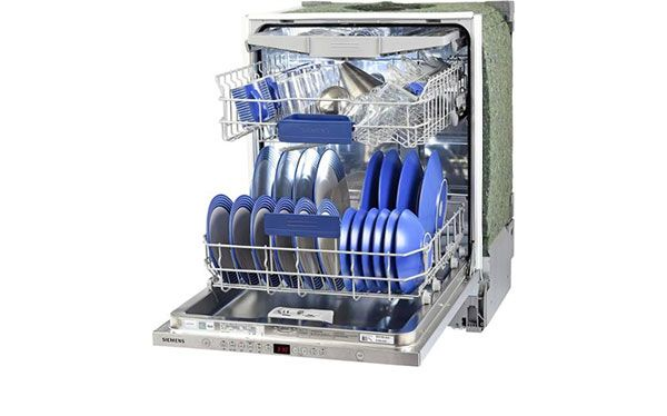 Full Sized Dishwashers Can Wash Up To 150 Items While