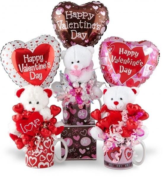 Valentines gift set
