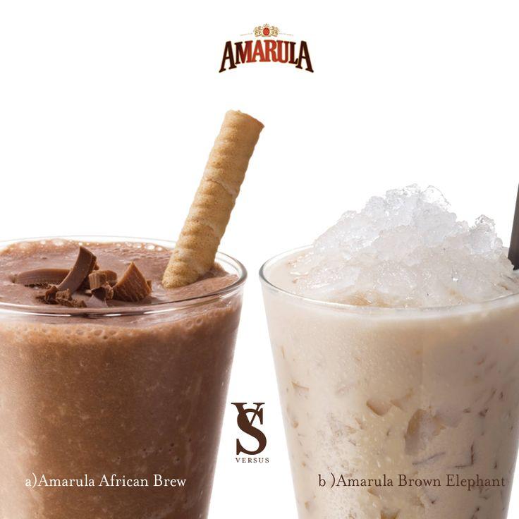 Versus Amarula