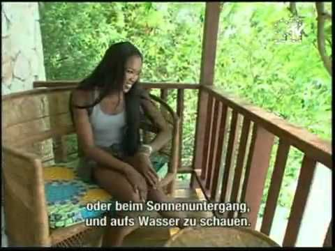 MTV Cribs - Naomi Campbell - Best of Jamaica - YouTube