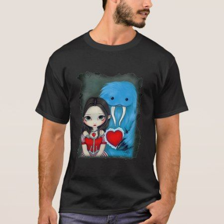My Very Strange Valentine fairy art Shirt - click to get yours right now!