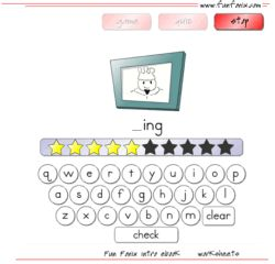 Free Phonics Games Online   reading games, spelling games, alphabet games with audio, talking phonics activities and more!