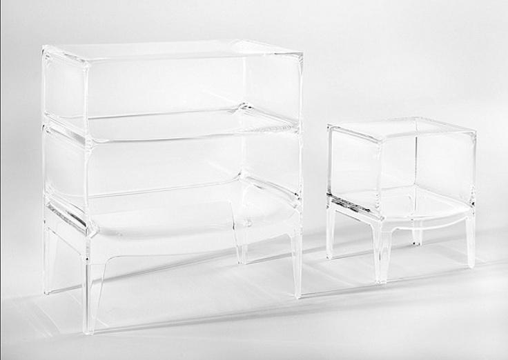 Philippe Starck with Eugeni Quitllet | Ghost Buster side table