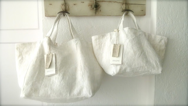 Check out this blog for the most wonderful totes. This is from her new collection.