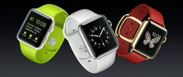 """Gli """"Applewatch"""",gli orologi digitali prodotti da Apple"""