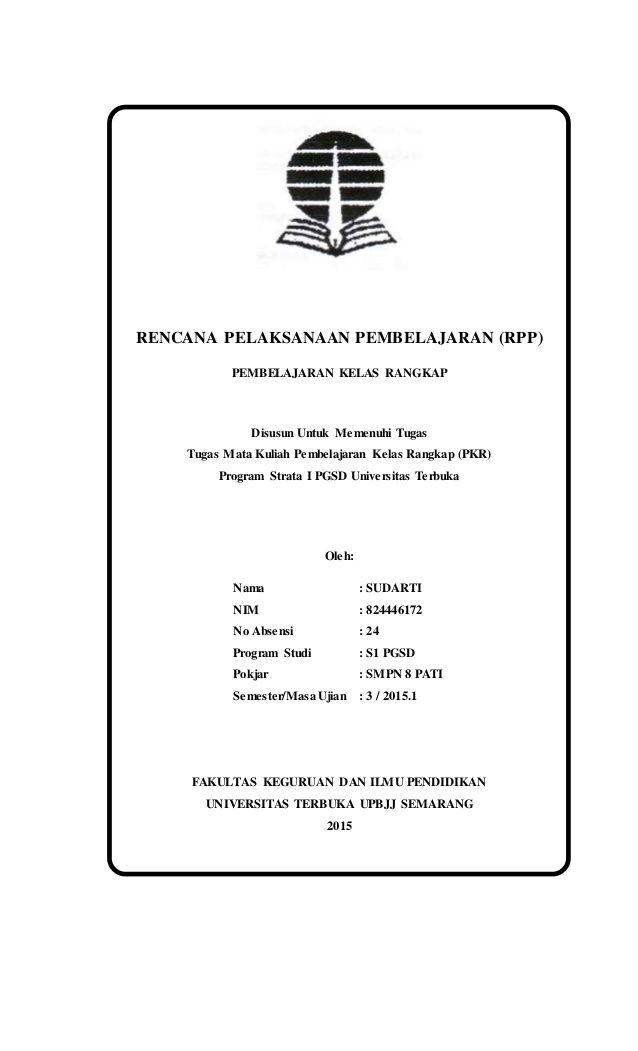 Download Rpp Kelas Rangkap Kelas 3 Model 221 - Kumpulan ...