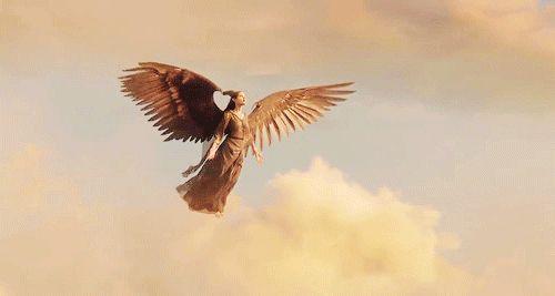 Maleficent Flying .gif