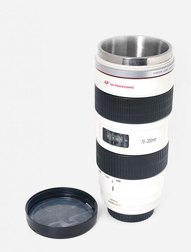 Behold! This is not a real lens, but a replica of canon lens made of PVC plastic and functions as a glass. http://zocko.it/LB6sJ