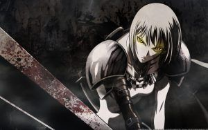 Claymore - Best Animes Shows