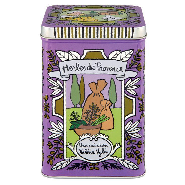 Boîte à Herbes de Provence