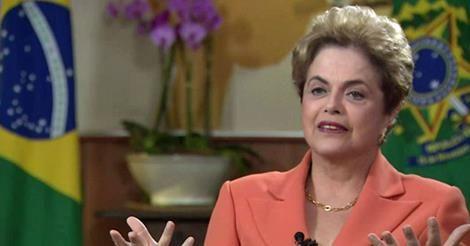 osCurve Brasil : Dilma diz ser vítima de golpe parlamentar que põe ...