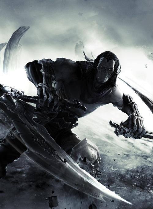 "Darksiders II live action ""Last Sermon"" trailerXbox 360, Games Reviews, Videos Games, Pc Games, Stars Wars, The Games, Digitalconcept Art, Darksiders Ii, Games Art"