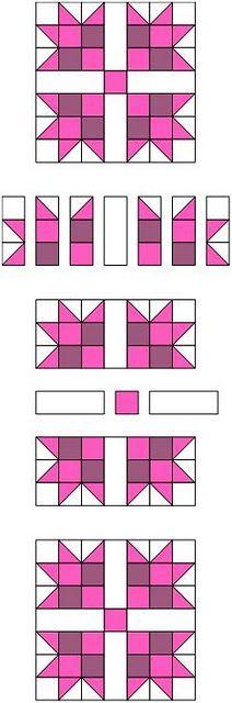 52 quilt block tutorials