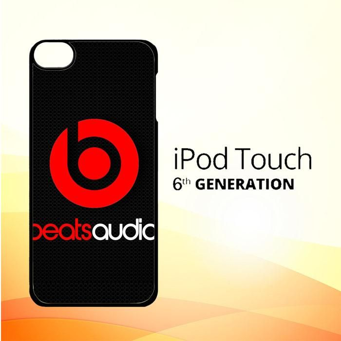 beats audio X0129 iPod Touch 6 Case