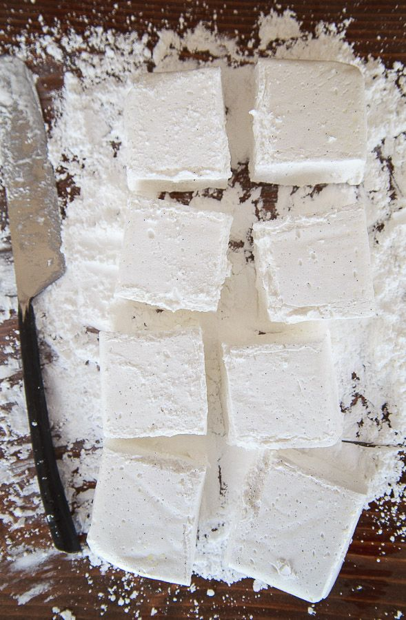 A small batch of marshmallows! @dessertfortwo