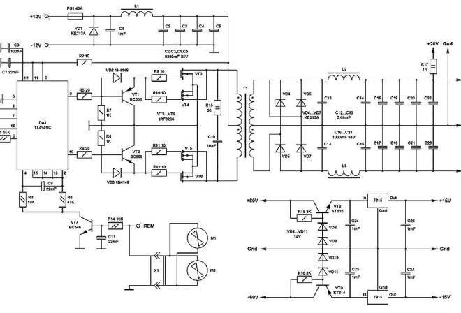 70v audio system wiring