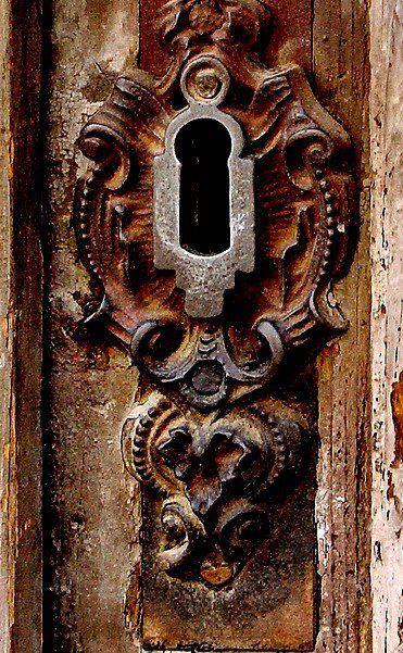 Lovely old patina..