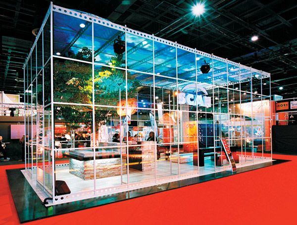 Marketing Exhibition Stand Goals : Exhibition stall a collection of ideas to try about