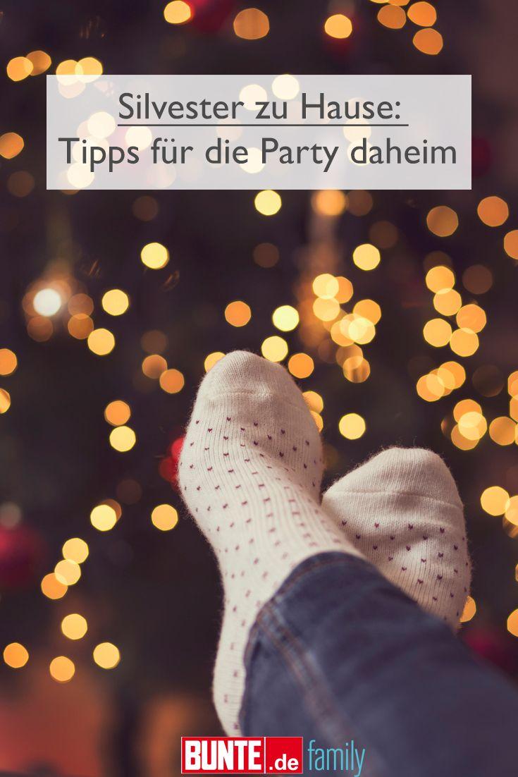 Silvester Zu Hause Tipps Fur Die Party Daheim Tipps Silvester
