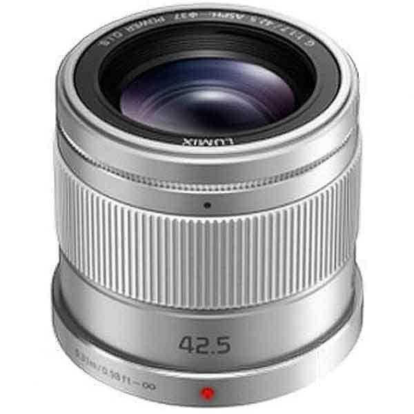 Panasonic Lumix G 42 5mm F1 7 Asph O I S Lens Silver Au 572 00 Inc Gst Best Camera Best Digital Camera Panasonic Camera