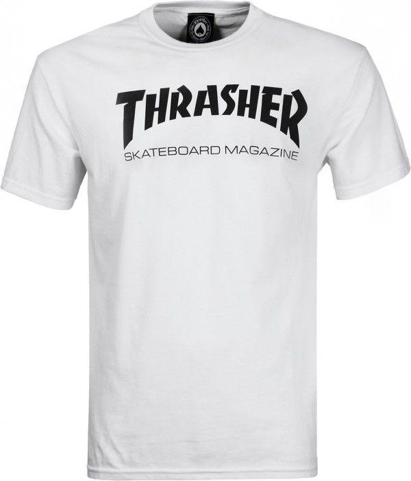 Trasher skate mag t-paita
