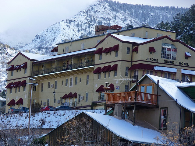 Jerome Grand Hotel Az