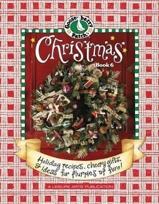 Gooseberry Patch Christmas: Holiday Recipes, Cheery Gifts, & Ideas...  (ExLib)