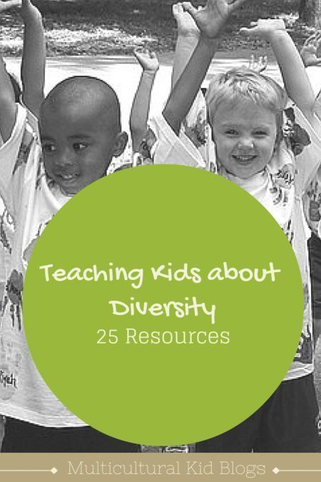 Teaching our kids about diversity is crucial but not always easy. These resources will help.