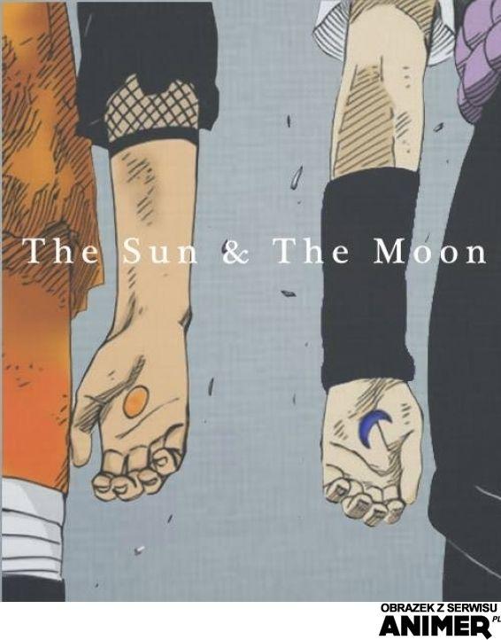 The Sun & The Moon #Naruto #Sasuke