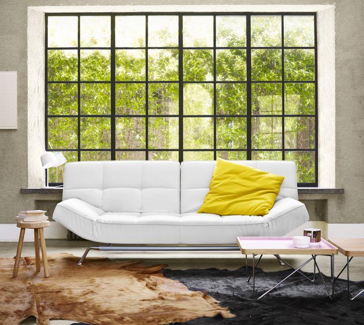 smala sofa designed by pascal mourgue lignerosetsf. Black Bedroom Furniture Sets. Home Design Ideas