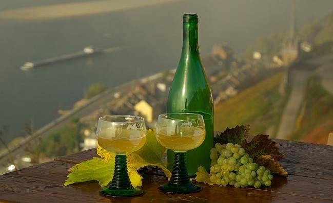 Los mejores vinos blancos alemanes
