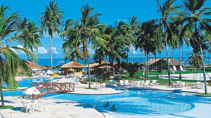 Resort no litoral de Alagoas é o 2º melhor do mundo para família