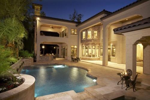 pools pools: Nice House, Dream Homes, Dream House, Outdoor, Backyard Pools, Photo, Backyards Patios Pools, Design