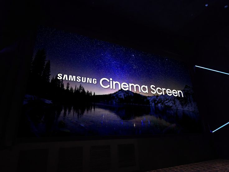 """Samsung wants to kill the movie theater projector with this giant 33-foot 4K screen - Despite having spent years developing products designed to keep you consuming entertainment from the comfort of your own home, Samsung is now working to get you into movie theaters.  The hardware giant today unveiled its first-ever Cinema LED Screen. The giant display measures in at a whopping 33.8 feet, and provides 4K resolution as well as """"peak brightness levels nearly 10 times greater than that offered…"""