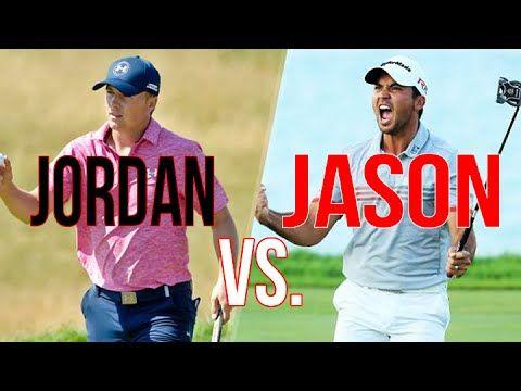 Golf Swing Analysis: Jason Day vs. Jordan Spieth - YouTube
