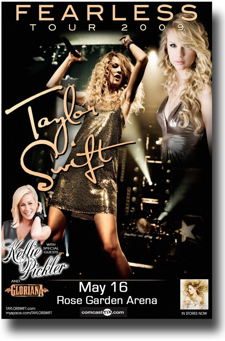 Taylor Swift poster concert $9.84 #TaylorSwift