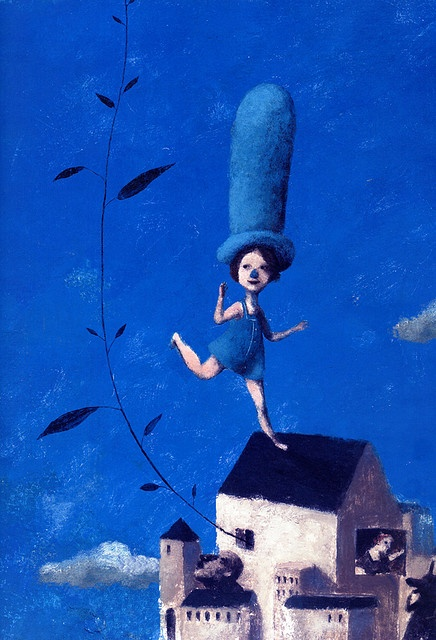 Agnès Atzur - book cover illustration by Pablo Auladell