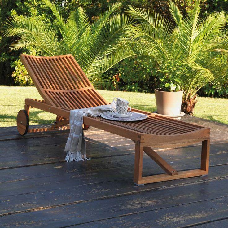 Rollliege aus Akazie Massivholz Garten Jetzt bestellen unter: https://moebel.ladendirekt.de/garten/gartenmoebel/gartenliegen/?uid=e145798f-7786-5c5c-8748-87d672c739d2&utm_source=pinterest&utm_medium=pin&utm_campaign=boards #balkonliege #gartenliegen #gartenliege #relax #garten #liegen #sonnenliege #gartenmoebel #gartenmöbel