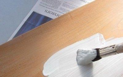 Pittura fai-da-te: i colori a base di latte