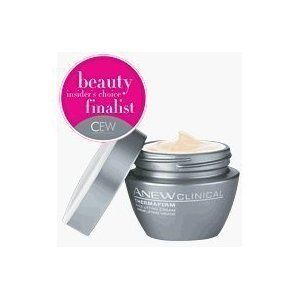 Avon Anew CLINICAL ThermaFirm Face Lifting Cream 1.fl.oz./30ml by Avon. $16.95. Our most effective lifting treatment ever is form. How Triple Sonic Technology works:   Exclusive ultrasonic stressed yeast and other natural extracts combine to help tighten the connections between skin\'s layers.     Also formulated with hydrolyzed plant protein and other natural tightening agents to form a 3-D matrix on your skin.  Together, these potent ingredients fuse to help provide a liftin...