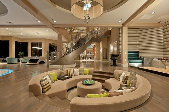 Marvellous Coolest Living Rooms Images - Best idea home design .