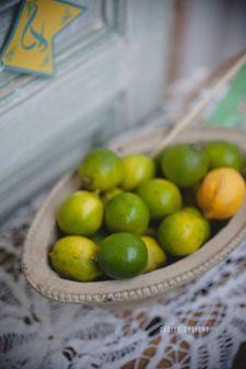 Citrons déco