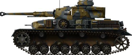 Panzer IV Ausf.F2/G