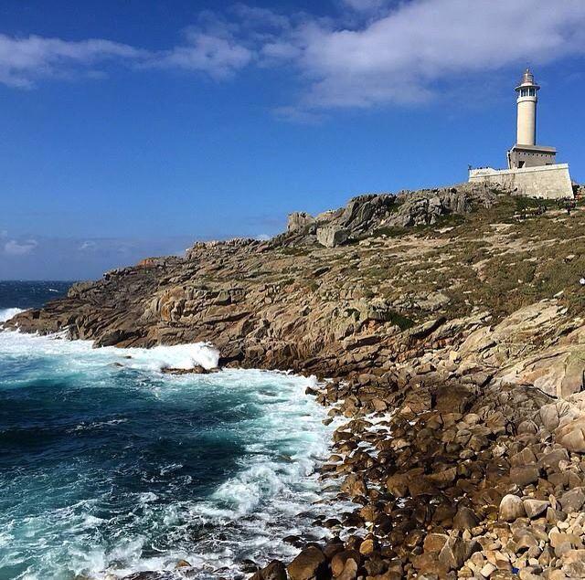Faro de Punta Nariga; Costa da Morte