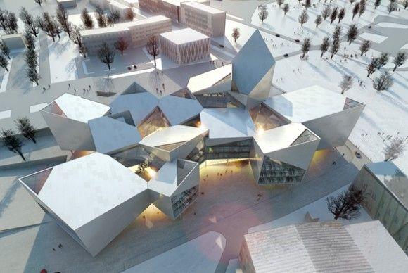 BIG TALLINN TOWN HALL plusmood 2 580x388 Tallinn's new City Hall | BIG Bjarke Ingels Group