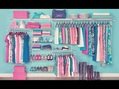 Ideas Para Hacer Un Closet Sin Gastar Dinero Decoraci 243 N