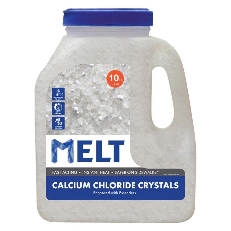 Snow Joe Calcium Chloride Crystals Ice Melter - MELT10CC-J